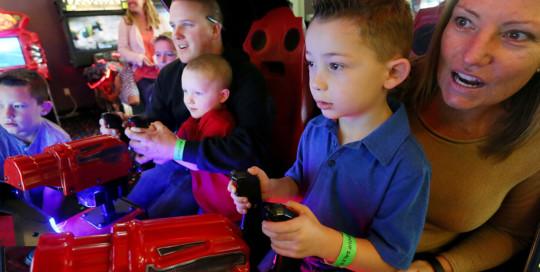 Arcade - Mulligan Family Fun Center | Palmdale, CA