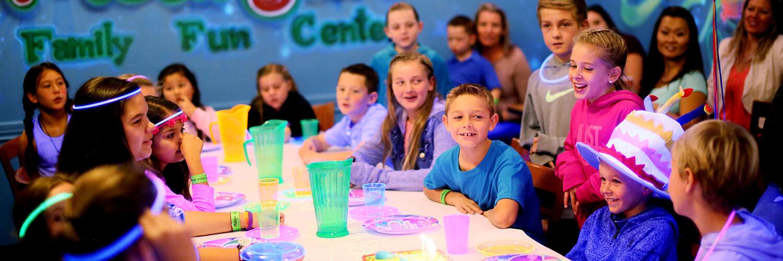 Birthdays - Mulligan Family Fun Center | Palmdale, CA