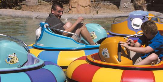 Blaster Boats - Mulligan Family Fun Center | Palmdale, CA