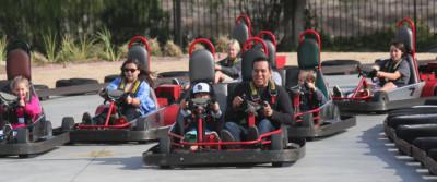 Go Karts - Mulligan Family Fun Center   Palmdale, CA