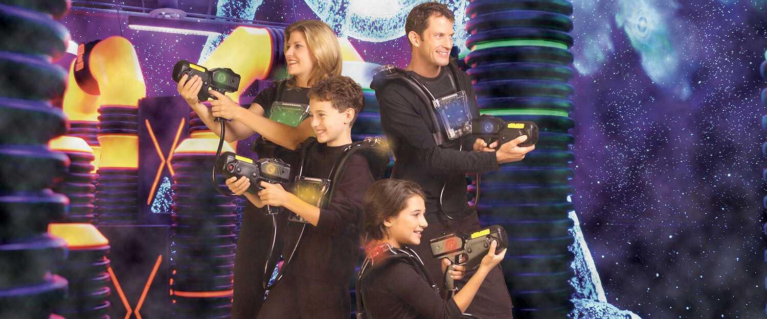 Lazer Tag - Mulligan Family Fun Center | Palmdale, CA