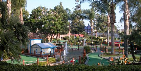 Miniature Golf - Mulligan Family Fun Center | Palmdale, CA