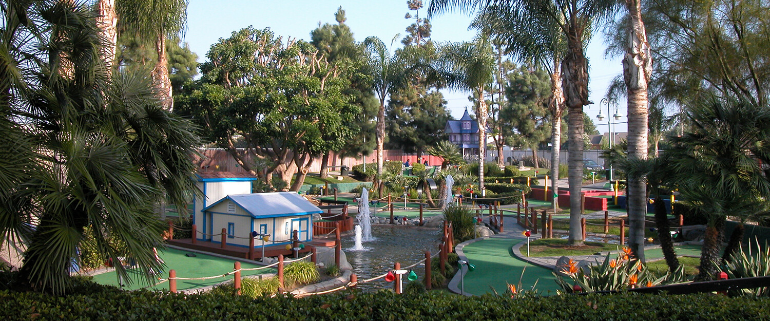 Miniature Golf - Mulligan Family Fun Center | Palmdale, CA