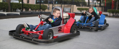 Rookie Go Karts - Mulligan Family Fun Center | Palmdale, CA