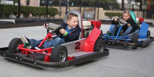 Rookie Go Karts - Mulligan Family Fun Center | Palmdale, CA